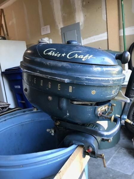 CC outboard