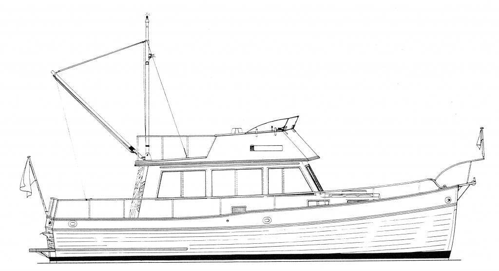 Grand Banks 32 (Zambezi)