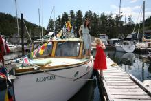 Loueda, maple bay 2018