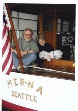 Aboard Mer-Na with Mary & Denny