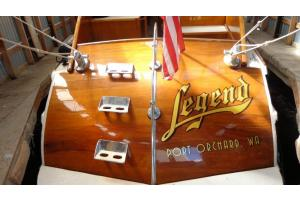 Legend - Trimmership reverse transom