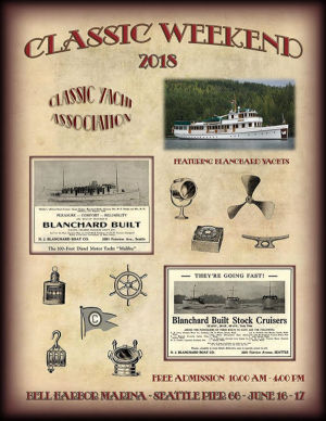 Bell Harbor Rendezvous Poster