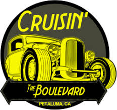 American Graffiti Cruise-In Petaluma logo