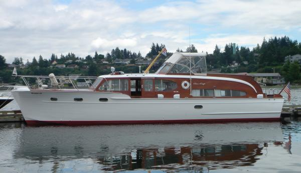 Chris Craft Boats For Sale In California