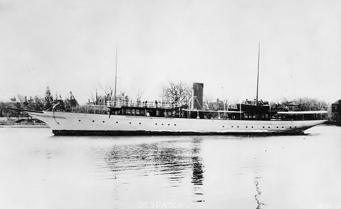 USS Despatch
