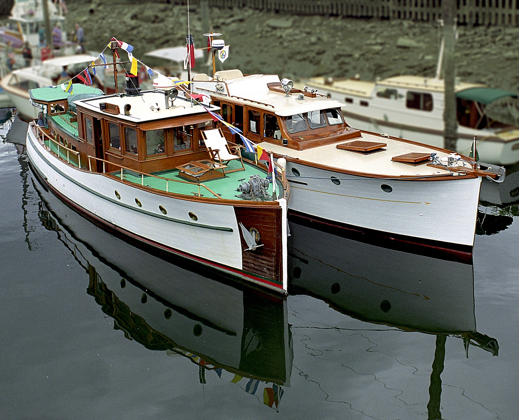 Olympia Wooden Boat Festival