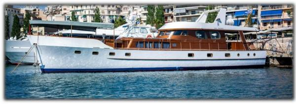 Welcome New Member Yachts Classic Yacht Association