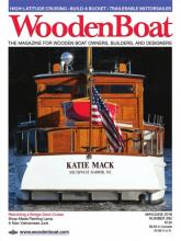 Katie Mack - Cover of Wooden Boat