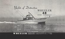Wheeler 48 Sport Fisher (similar to Shanelle)