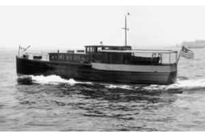 Ammie Laurie was launched as Bonita IV in 1929