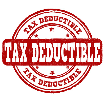 tax deductable
